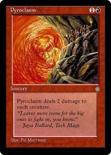 Pyroclasm / 紅蓮地獄